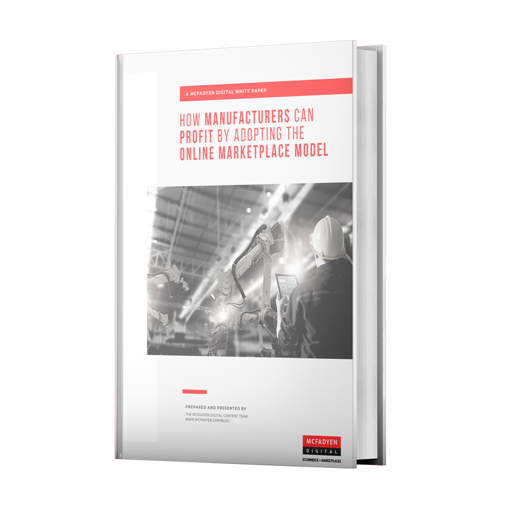 How Manufacturers Can Profit By Adopting the Online Marketplace Model