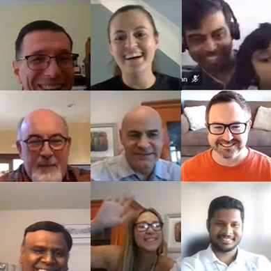 US Thanksgiving Activity - McFadyen Digital Team