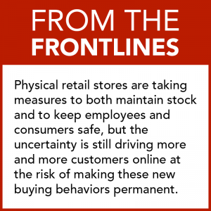 From the Frontlines - Retail Impact of COVID-19