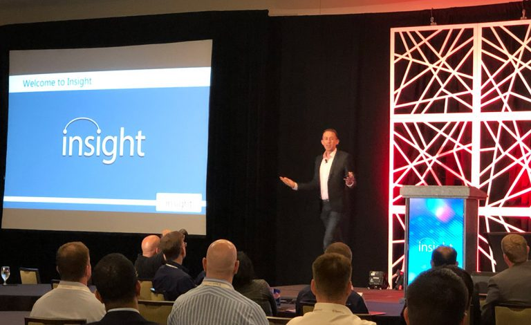 Bob Meixner speaking at PipelinePros Insight 2018