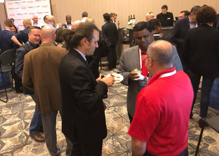 Networking at PipelinePros Insight 2018