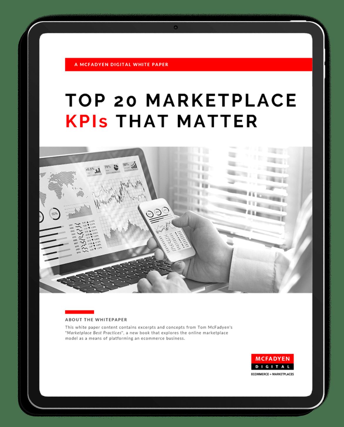 Top 20 Marketplace KPIs That Matter