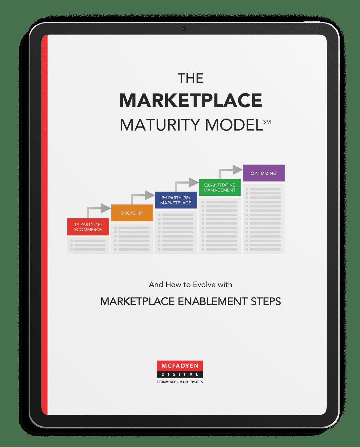 Marketplace Maturity Model Guide