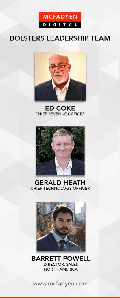 McFadyen Digital bolsters leadership team
