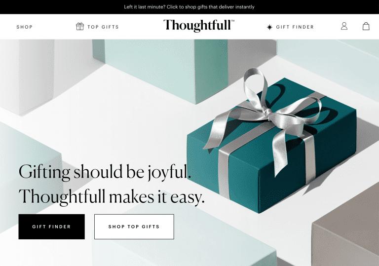 Thoughtfull.co Marketplace by Indigo