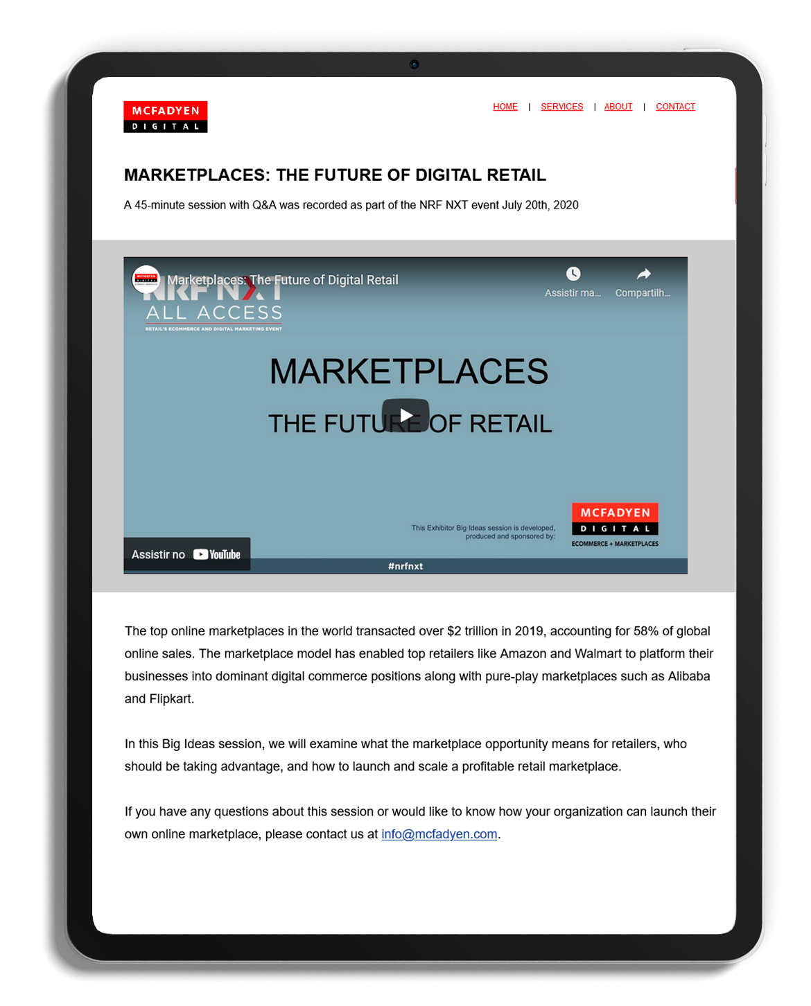 Marketplaces: The Future of Retail