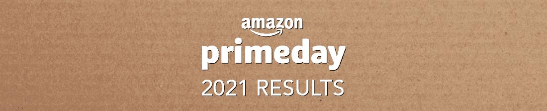 Prime Day 2021 Results Blog